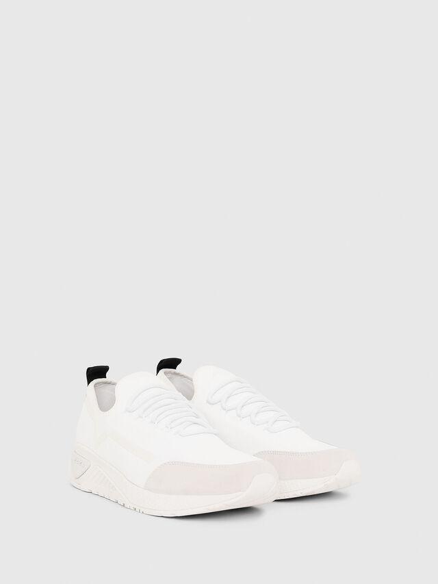 Diesel - S-KBY STRIPE, Weiß - Sneakers - Image 2