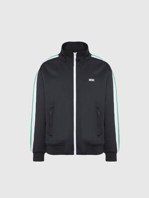 S-KRAIM, Schwarz - Sweatshirts