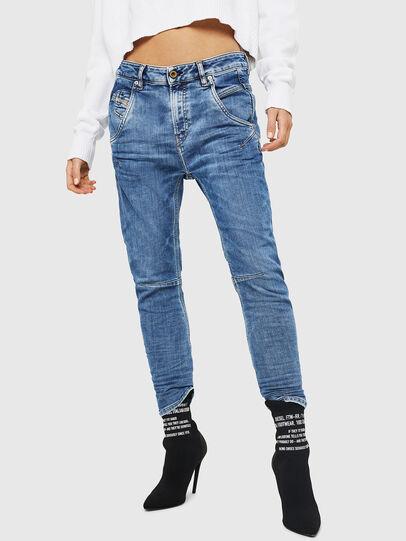 Diesel - Fayza JoggJeans 0870K, Hellblau - Jeans - Image 1