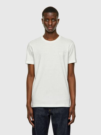 Diesel - T-DIEGOS-E2, Weiß - T-Shirts - Image 1