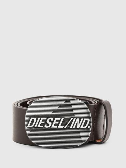 Diesel - B-DIELIND, Braun - Gürtel - Image 1
