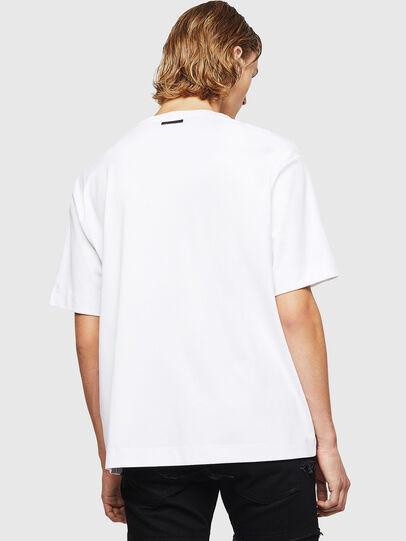 Diesel - TEORIALE-X2, Weiß - T-Shirts - Image 2