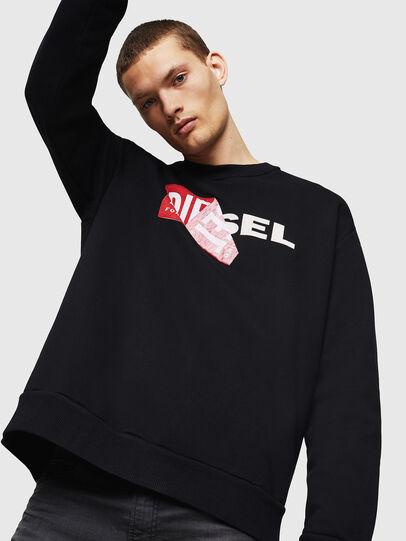 Diesel - S-SAMY,  - Sweatshirts - Image 4