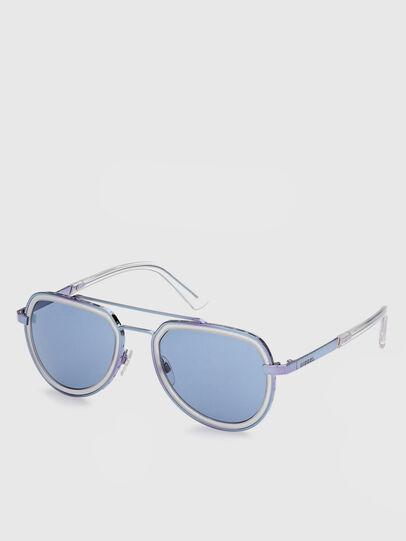 Diesel - DL0266, Blau - Sonnenbrille - Image 2