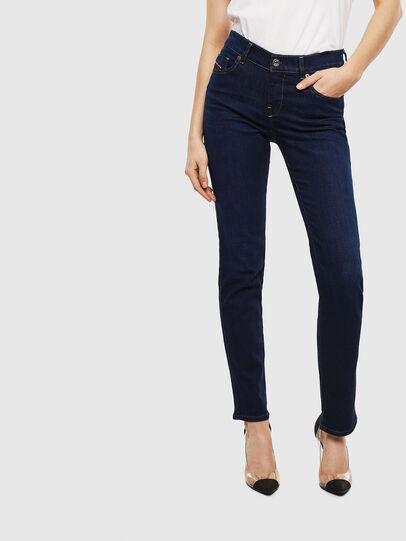 Diesel - Sandy 0095Y, Dunkelblau - Jeans - Image 1