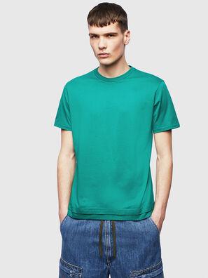 T-DIAMANTIK-NEW, Grün - T-Shirts