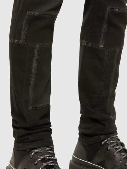 Diesel - Thommer JoggJeans® 009IC, Schwarz/Dunkelgrau - Jeans - Image 5