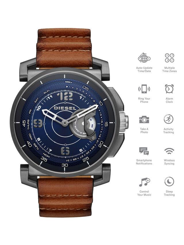 Diesel - DT1003, Braun - Smartwatches - Image 1
