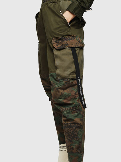 Diesel - P-THENA-A, Camouflagegrün - Hosen - Image 4
