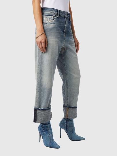 Diesel - D-Reggy 09B11, Hellblau - Jeans - Image 6