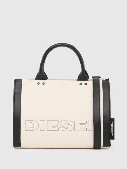 Diesel - SANBONNY MPF, Schwarz/Weiss - Satchel Bags und Handtaschen - Image 5