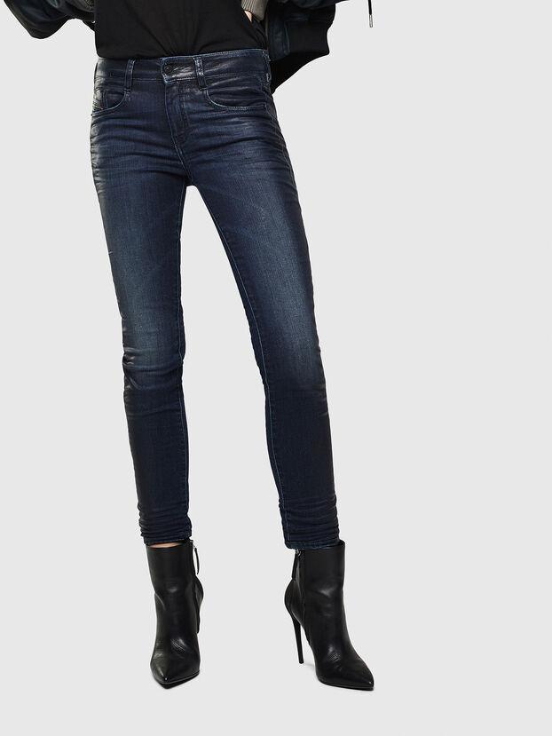 D-Ollies JoggJeans 069JY, Dunkelblau - Jeans