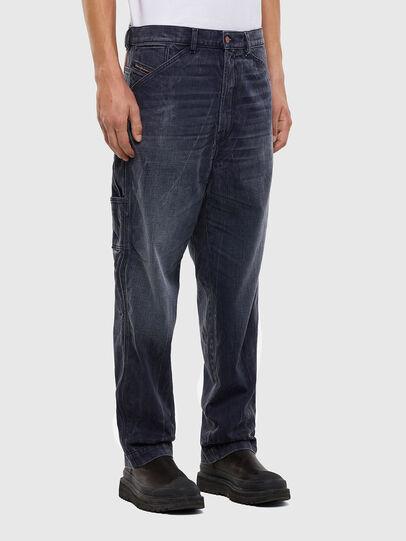 Diesel - D-Franky 009IY, Dunkelblau - Jeans - Image 4