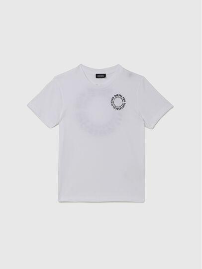 Diesel - TDIEGOSX46, Weiß - T-Shirts und Tops - Image 1