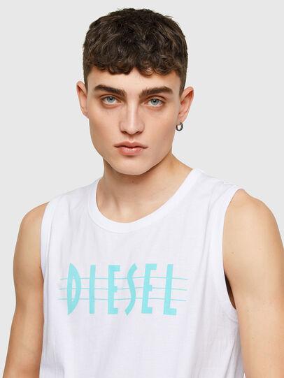 Diesel - T-OPPY, Weiß - T-Shirts - Image 3