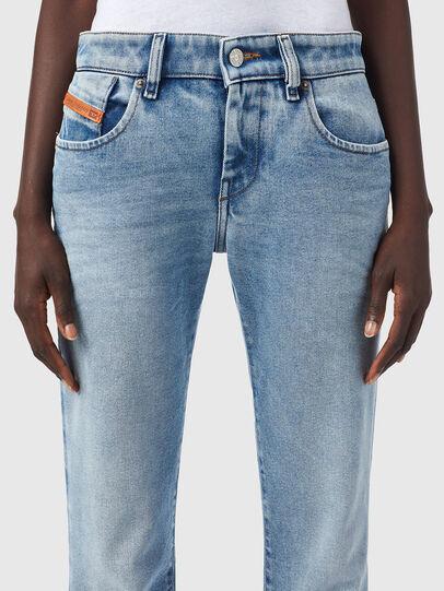 Diesel - D-Lyla 09B14, Hellblau - Jeans - Image 3