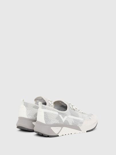 Diesel - S-KBY, Grau/Weiß - Sneakers - Image 3