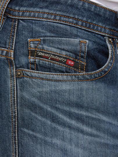 Diesel - Thommer 009DA, Dunkelblau - Jeans - Image 3