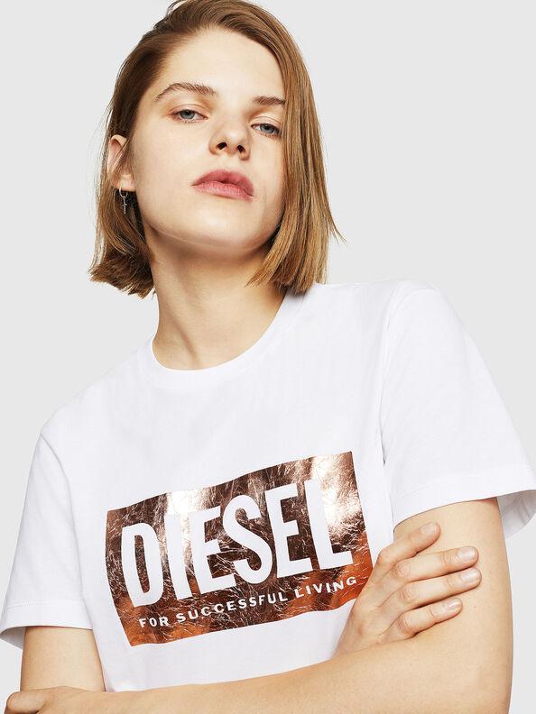 T-FOIL, Weiß - T-Shirts