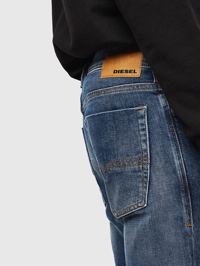Diesel - Zatiny 0096E, Mittelblau - Jeans - Image 4