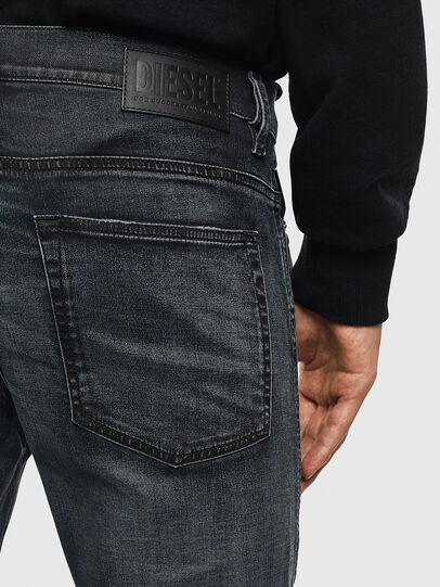 Diesel - D-Reeft JoggJeans 069MD, Dunkelblau - Jeans - Image 4