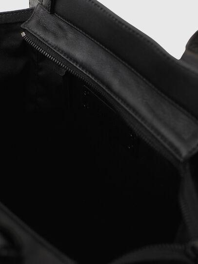 Diesel - BADIA, Schwarz - Satchel Bags und Handtaschen - Image 6