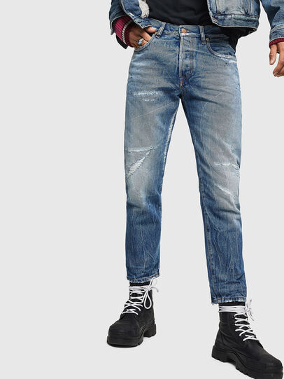 Diesel - Mharky 0078B, Hellblau - Jeans - Image 1