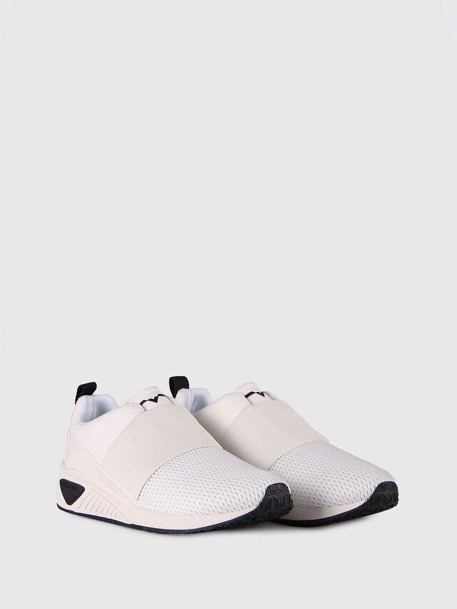 Diesel - S-KB ELASTIC, Weiß - Sneakers - Image 2