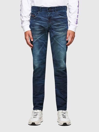 Diesel - D-Strukt JoggJeans® 069SE, Mittelblau - Jeans - Image 1