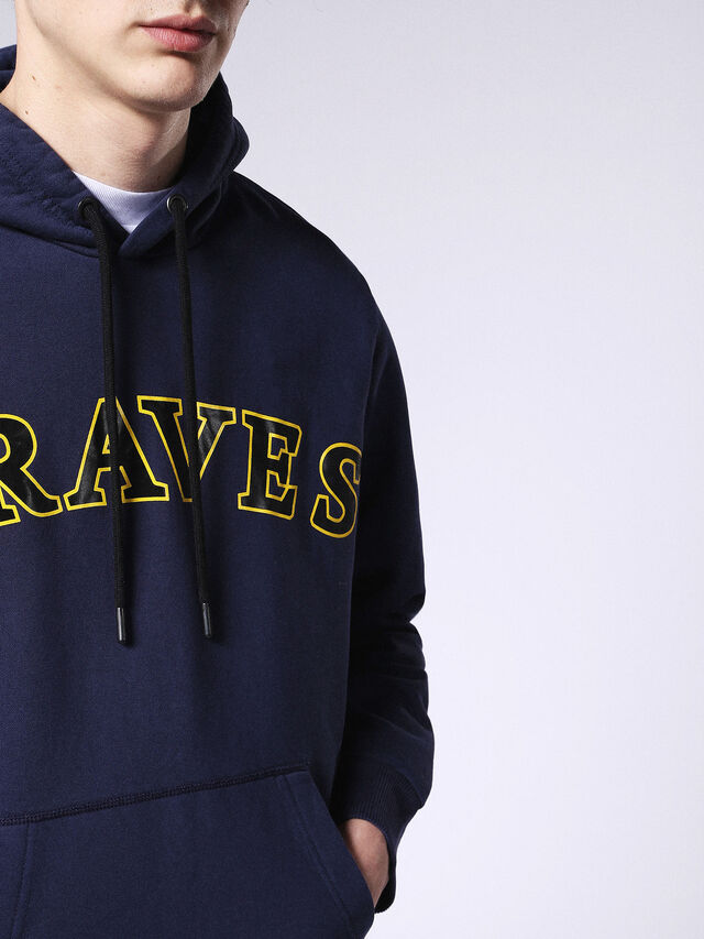 S-BRAVES, Blau