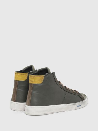 Diesel - S-MYDORI MC, Armeegrün - Sneakers - Image 3