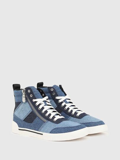 Diesel - S-DVELOWS MID CUT, Blau - Sneakers - Image 2