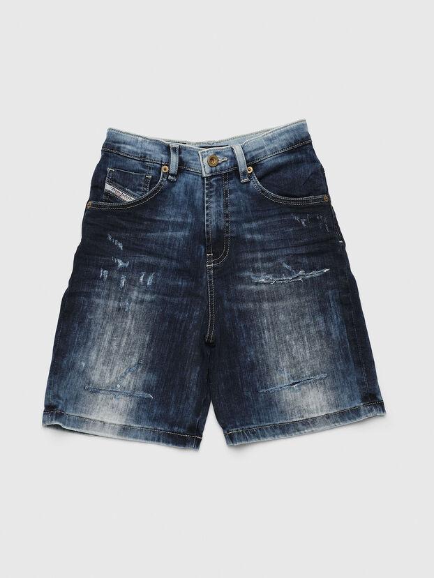 PBRON, Mittelblau - Kurze Hosen
