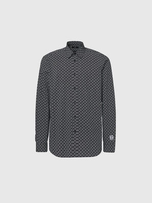 S-RILEY-KA, Schwarz - Hemden