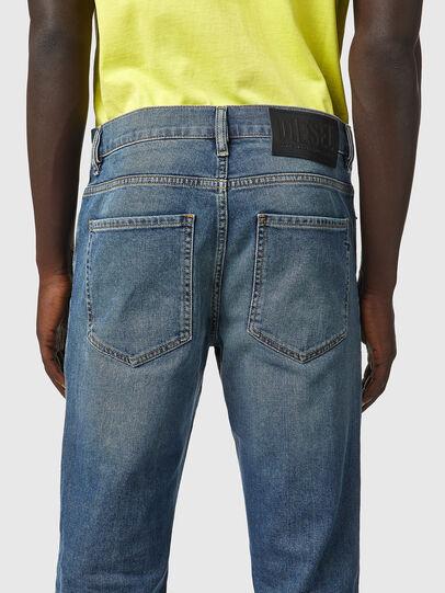 Diesel - D-Vocs 009EI, Mittelblau - Jeans - Image 4