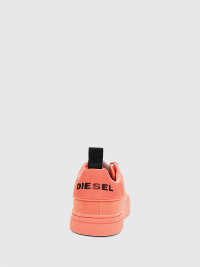 Diesel - S-CLEVER LOW LACE W, Rosa - Sneakers - Image 4