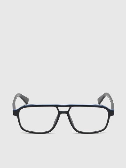 Diesel - DL5309, Schwarz - Korrekturbrille - Image 1