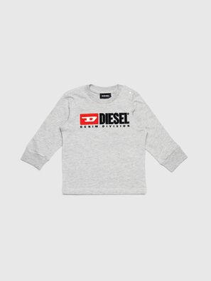 TJUSTDIVISIONB ML, Grau - T-Shirts und Tops