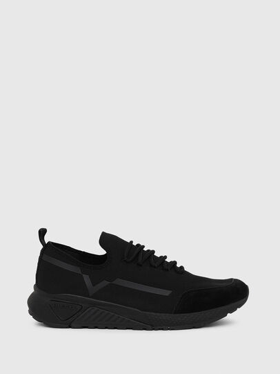 Diesel - S-KBY STRIPE, Schwarz - Sneakers - Image 1