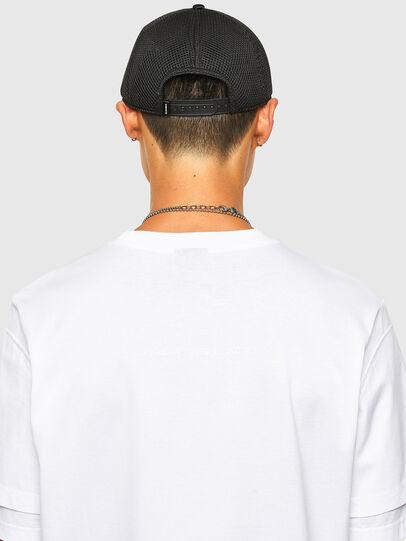 Diesel - T-FONTAL, Weiß - T-Shirts - Image 4