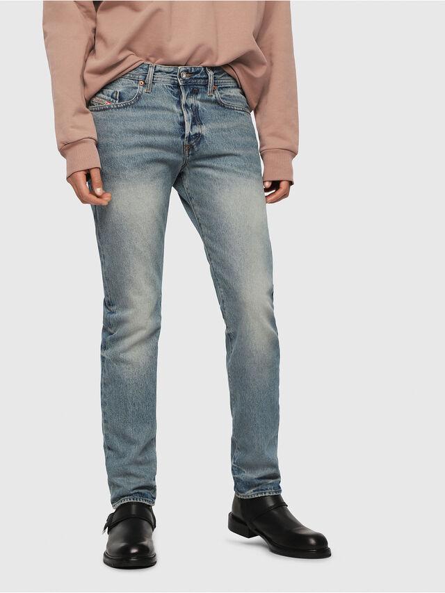 Diesel - Buster 0076I, Hellblau - Jeans - Image 1