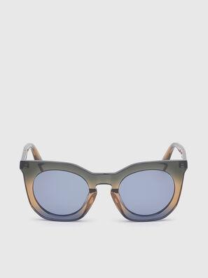 DL0283, Blau/Gelb - Sonnenbrille