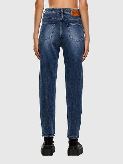 Diesel - D-Eiselle 0098W, Mittelblau - Jeans - Image 2