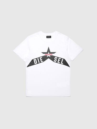 Diesel - TDIEGOA7, Weiß - T-Shirts und Tops - Image 1