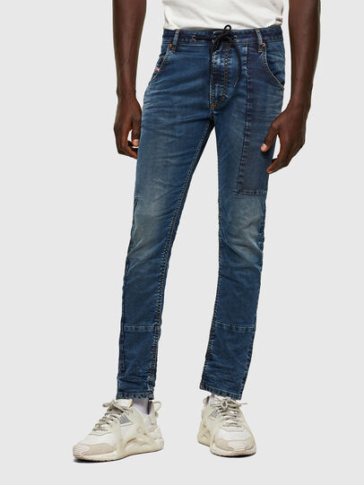 Diesel - Krooley JoggJeans® 069TX, Mittelblau - Jeans - Image 1