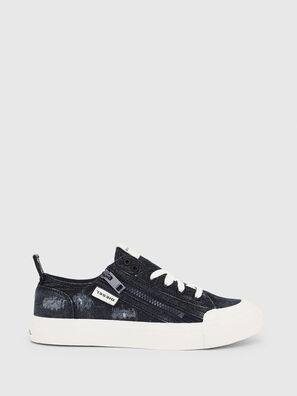 S-ASTICO LOW ZIP W, Jeansblau - Sneakers