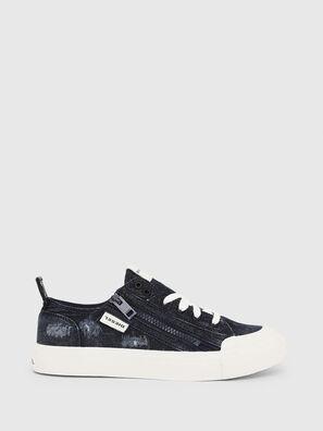 S-ASTICO LOW ZIP W, Jeansblau - Sneakers