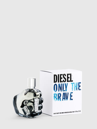 Diesel - ONLY THE BRAVE 75ML , Weiß - Only The Brave - Image 1