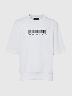 S-COOLING-X10, Weiß - Sweatshirts