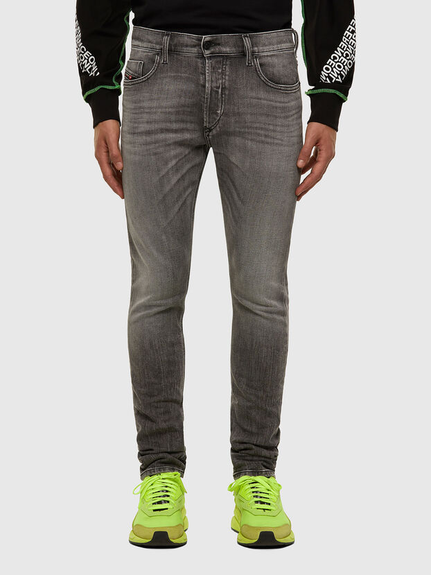 Tepphar 009FP, Hellgrau - Jeans